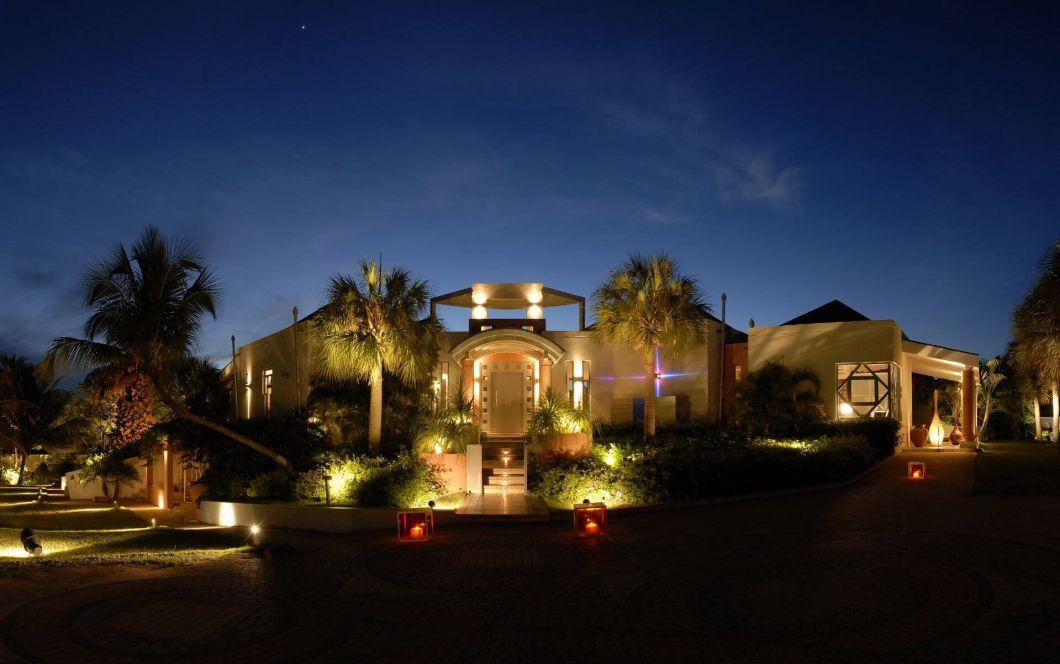 7384-Villa Dema Twilight pano1