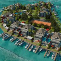 Petrel Island
