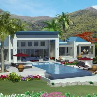 Villa Orient Bay Lot 14